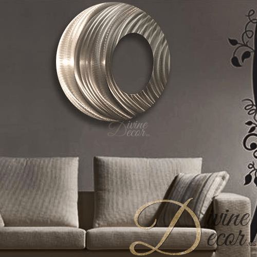 Circle Metal Wall Art design#900900: circle metal wall art – metal wall art walmart (+68